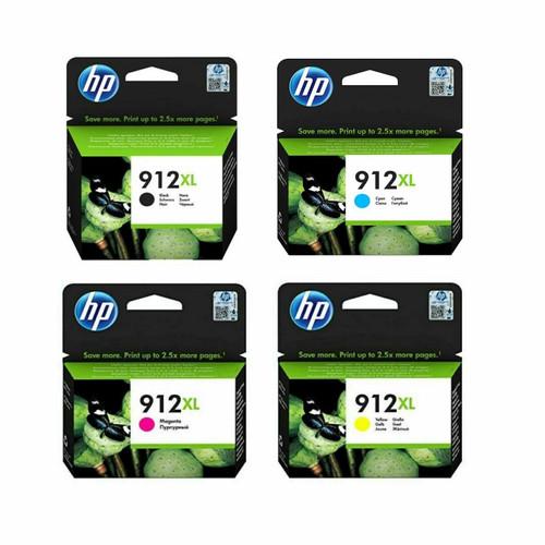HP 912XL High Capacity Ink Cartridge