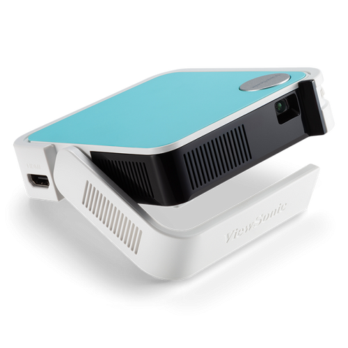 VIEWSONIC M1 MINI PLUS PROJECTOR, DLP LED, HDMI, BT, WIFI,USB READER, SWAPPABLE COVER