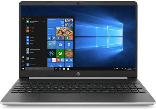 "HP 15-dy1076nr i5-1035G1, 8GB DDR4, 256GB SSD, Intel UHD Graphics, Webcam , BT, 15.6""(1366X768) HD, Windows 10 Home + Free Mouse"