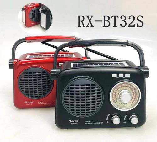Golon RX-BT32S FM/AM/Sw Radio with USB/TB Music player Bluetooth