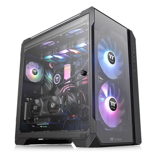 Thermaltake View 51 Tempered Glass ARGB Edition