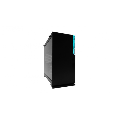 In Win 101C Polaris Black ATX Mid Tower With 3 RGB Fans Included