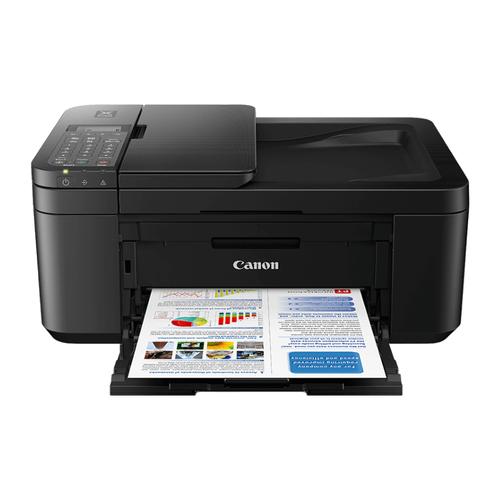 Canon PIXMA TR4540 A4 MFP, Print, Copy, Fax and Scan, standard duplex, Full dot Mono LCD, USB, Wi-Fi