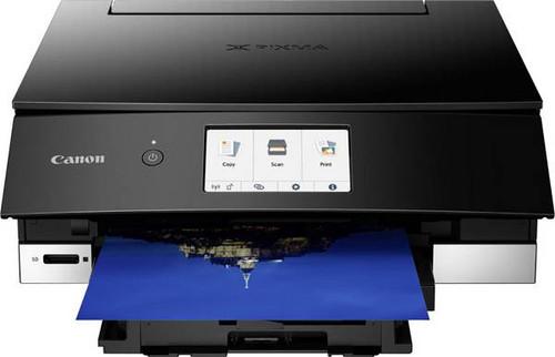 Canon Pixma TS8340 Black A4 MFP Wireless Print, Scan, Copy, Cloud Link, Borderless Print, Automatic Duplex