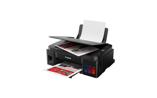 Canon PIXMA G3411 A4 Multi-Functional Printer, Wireless,  Print, Copy, Scan, Cloud Link, Continuous Ink Supply System