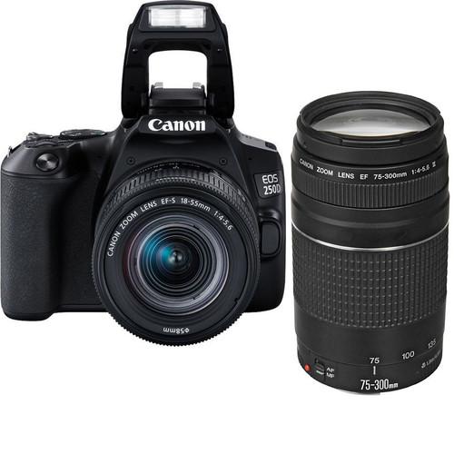 Canon EOS 250D Double Lens Kit