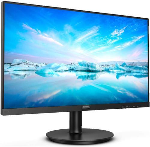 """Philips 221V8 21.5"""" Full HD VA 75Hz Adaptive Sync LED Monitor with HDMI /VGA"""
