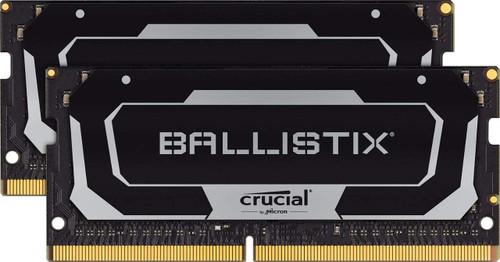 Crucial Ballistix 8GB 3200 MHz DDR4 DRAM Laptop Gaming Memory CL16 BL2K8G32C16S4B