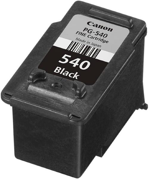 Canon Ink Cartridge PGBK-540 Black