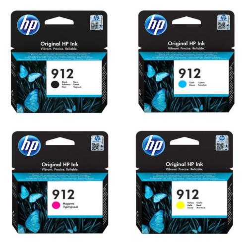 HP 912 ORIGINAL INK CARTRIDGE