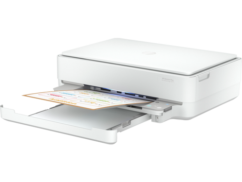 HP DeskJet Plus Ink Advantage 6075 All-in-One Printer Wireless Print, Scan, Copy