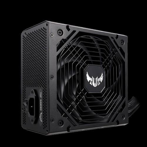 ASUS TUF Gaming  Bronze Power Supply(Axial-tech Fan Design, Dual Ball Fan Bearings, 0dB Technology, 80 Plus Bronze Certification, 80cm 8-pin CPU Connector-1 YEAR WARRANTY