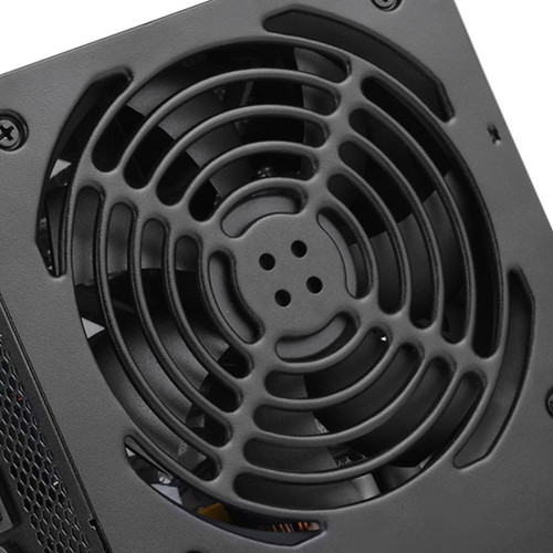 SilverStone  80 Plus Gold Fixed Cable Power Supply with Flat Black Cables and Quiet Fan Curve SST-ET750-G-1 YEAR WARRANTY