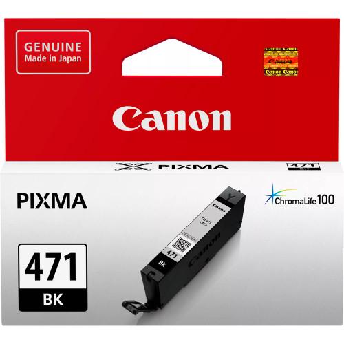 Canon CLI-471 Black Cartridge
