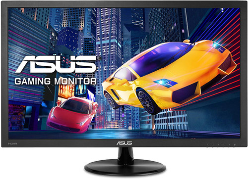 "Asus VP228HE 21.5"" Full HD 1920x1080 1ms HDMI VGA Eye Care Monitor, Blacklight"