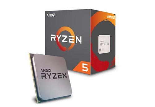 AMD Ryzen 5 3500X 6-core, 6-Thread Unlocked Desktop Processor with Wraith Spire Cooler