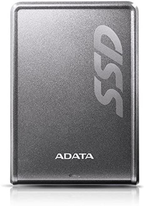 Adata Classic External Ssd Sv620H 256G USB 3.1 Gen 1 Titanium Retail