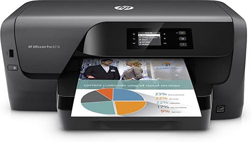 HP Officejet Pro 8210 (D9L63A/A81) Wireless Print, Duplex printer