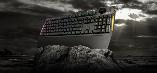 ASUS TUF GAMING K1 Keyboard