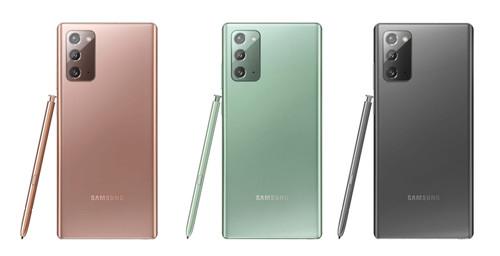 Samsung Galaxy Note 20, Super AMOLED Plus, HDR10+, 6.7'', 256GB 8GB RAM