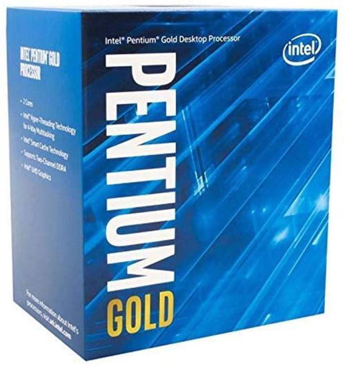 Intel Pentium Gold G6400, 4 Ghz,4MB Cache,LGA1200