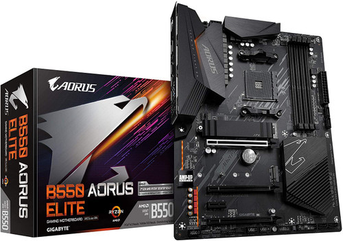 GIGABYTE AORUS B550 AORUS ELITE AMD SOCKET AM4