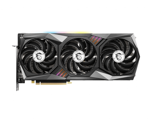 MSI GeForce RTX 3070 DirectX 12 RTX 3070 GAMING X TRIO 8GB 256-Bit GDDR6 PCI Express 4.0 HDCP Ready Video Card (2 Year Warranty) *For Sales with PC Bundle Only*