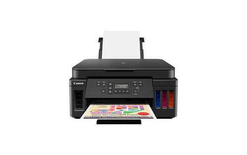 Canon PIXMA G6040 A4 3-in-1 Ink Tank Wi-Fi Printer