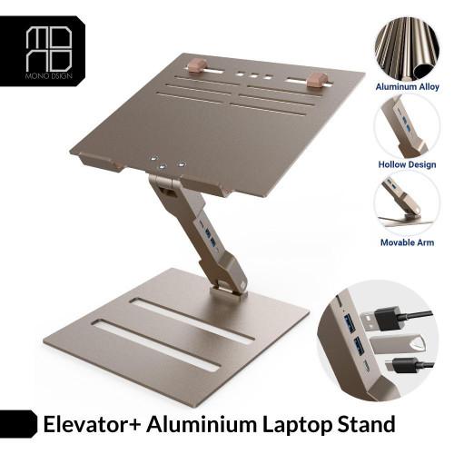 Mono Design Elevator+ Aluminium Laptop Stand