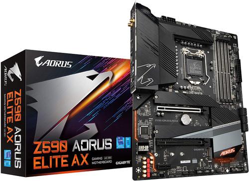 GIGABYTE Z590 AORUS Elite Gaming MotherBoard