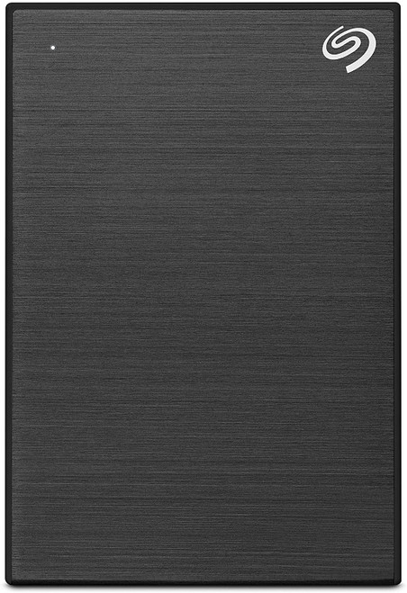 Seagate One Touch 5TB External Hard Drive HDD – Black USB 3.0 for PC Laptop and Mac