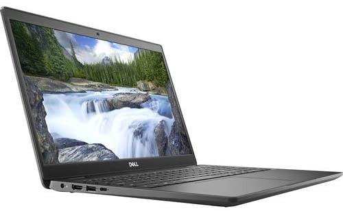 """Dell Latitude 3510, 10th Generation Intel Core i5-10210U (4 Core, 6M cache, base 1.6GHz, up to 4.2GHz), 15.6"""" FHD WVA (1920 x 1080) Anti-Glare Non-Touch,,8GB DDR4, M.2 256GB PCIe NVMe SSD, Wi-Fi 6, Win10 Pro 64bit English, 5 Yrs Warranty"""