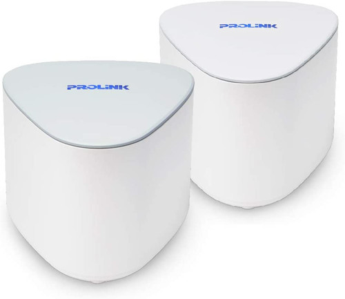 PROLiNK PRC2402M Xtend Pro Whole Home Mesh AC2100 Wi-Fi System (Twin Pack)