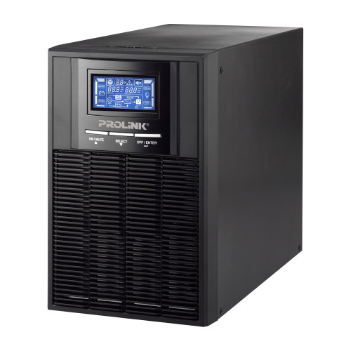 PROLiNK 1KVA / 800W Online UPS with AVR Pure Sine Wave PRO901WS