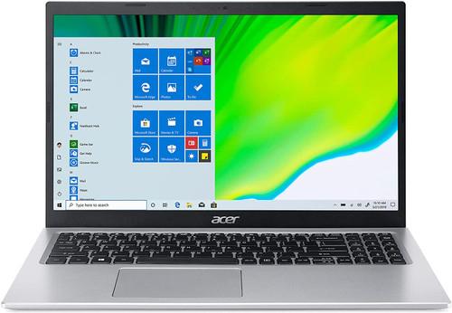 "Acer Aspire 5 A515-56-36UT Slim Laptop | 15.6"" Full HD Display | 11th Gen Intel Core i3-1115G4 Processor | 4GB DDR4 | 128GB NVMe SSD | WiFi 6"