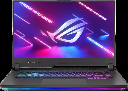 "ASUS ROG Strix G15 (2021) Gaming Laptop, 15.6"" 144Hz IPS Type FHD Display, NVIDIA GeForce RTX 3060, AMD Ryzen 9 5900HX, 16GB DDR4, 512GB PCIe NVMe SSD, G513QM-ES94"