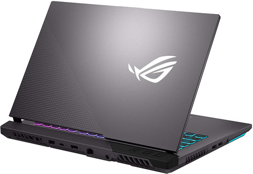 "ASUS ROG Strix G15 (2021) Gaming Laptop, 15.6"" 144Hz IPS Type FHD Display, NVIDIA GeForce RTX 3060, AMD Ryzen 7 5800H, 16GB DDR4, 512GB PCIe NVMe SSD (G513QM-716512B1T) + Free Backpack *3 Yrs Warranty*"