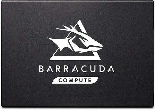 Seagate Barracuda Q1 SSD 480GB 960GB 3D QLC NAND Internal Solid State Drive – 2.5 Inch SATA 6 Gb/s  (ZA480CV1A001), Black