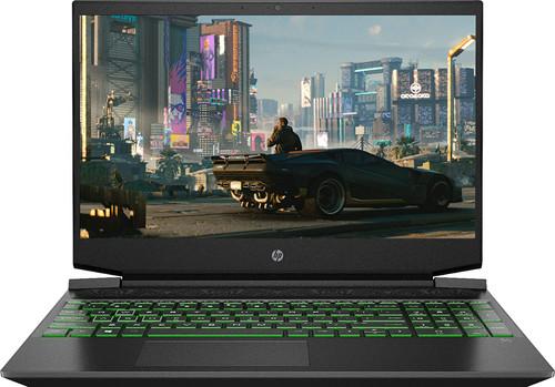 "HP Pavilion 15-ec1073d  15.6"" Gaming Laptop, AMD Ryzen 5 4600H Processor, 8GB Ram, 256GB nVme SSD, NVIDIA GeForce GTX 1650, Shadow Black"
