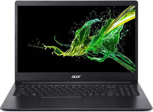 """Acer Aspire 1 A115-31-C2Y3, 15.6"""" Full HD Display, Intel Celeron N4020, 4GB DDR4, 64GB eMMC, 802.11ac Wi-Fi 5, Up to 10-Hours of Battery Life, Microsoft 365 Personal, Windows 10 in S mode, Black"""