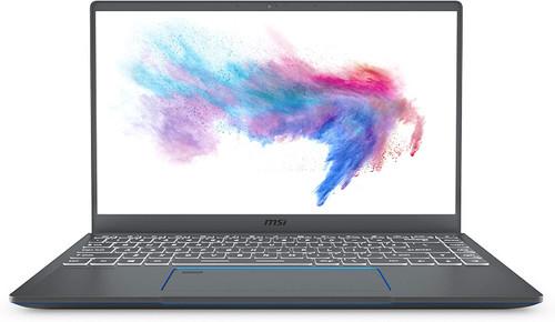 """MSI Prestige 14 A10SC-020 14"""" Ultra Thin and Light Professional Laptop Intel Core i5-10210U GTX1650 MAX-Q 16GB DDR4 512GB NVMe SSD Win10Pro"""