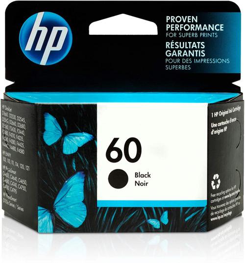 HP 60 Black Cartridge Original