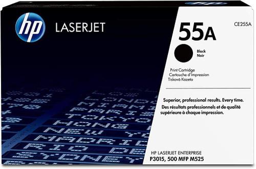 HP LaserJet CE255A Black Print Cartridge