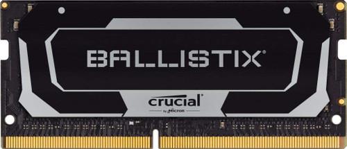 Crucial Ballistix 2666 MHz DDR4 DRAM LAPTOP Gaming Memory (8GB*1)