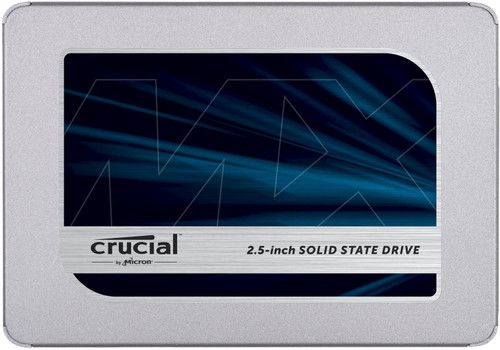Crucial MX500 2TB 3D NAND SATA 2.5 Inch Internal SSD, up to 560MB/s