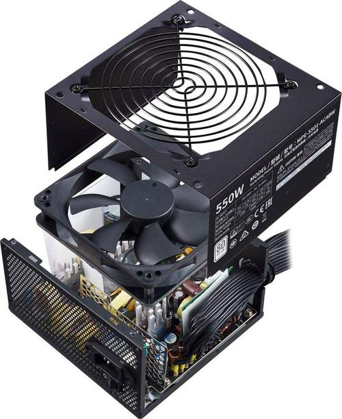 Cooler Master MWE 650W White 230V 80 Plus Power Supply