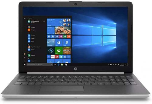 """HP 15-dy1078nr Intel Core i7-1065G7 1.3GHz, 8GB, 256GB SSD, Intel HD Graphics, Webcam, WIFI+BT, 15.6""""(1366X768), 2 USB 3.1 Gen 1 Type-A, 1 USB 3.1 Gen 1 Type-C, Card reader, HDMI, Win 10, Silver"""
