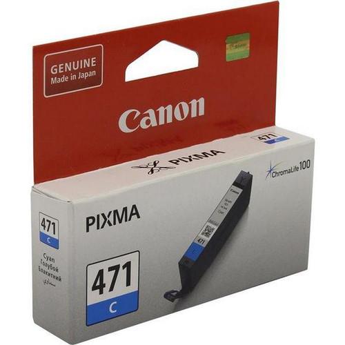 Canon CLI-471 Cyan Cartridge