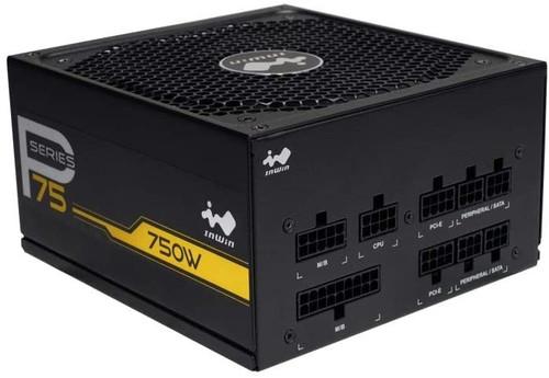 IN WIN P75 750 Watts 80+Gold Fully Modular Power Supply