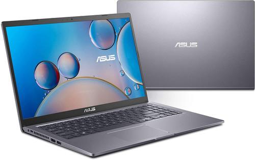 "Asus VivoBook 15 X515JA-i341G2T 15.6"" HD, Intel Core i3-1005G1, 4GB RAM, 1TB HDD, Slate Gray, Windows 10 Home, Free Asus Bag, 3 Years Warranty"